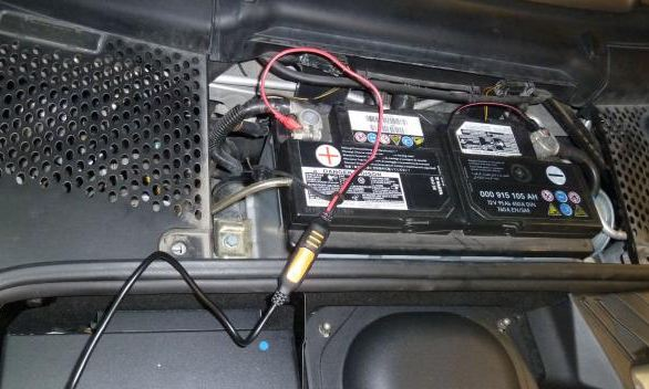 Maintien de charge batterie page 2 - Maintien de charge batterie ...